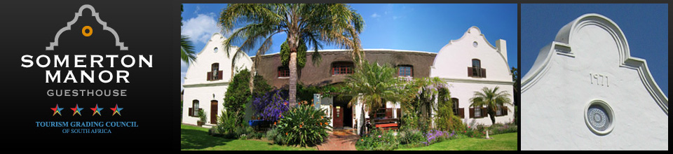 Somerton Manor Guesthouse, Somerset West